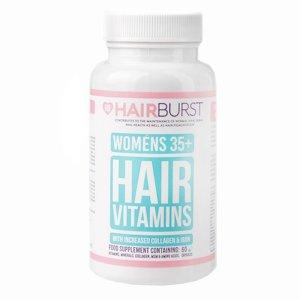 Hairburst第二件1P+满额8折35+女性头发营养药片