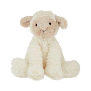 软绵绵的小绵羊