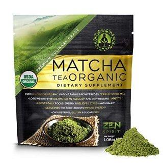$6.74Matcha Green Tea Powder Japanese Premium  Organic Culinary Grade 30g (1.06 oz)