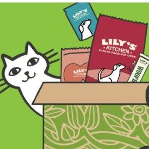 5折起!畅销猫罐头 57P/罐闪购:Lily's Kitchen、Dreamies 等天然无谷猫粮、狗粮、超值好价