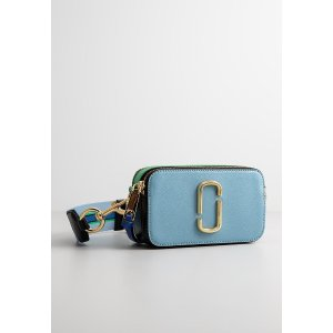 Marc Jacobs浅蓝色相机包