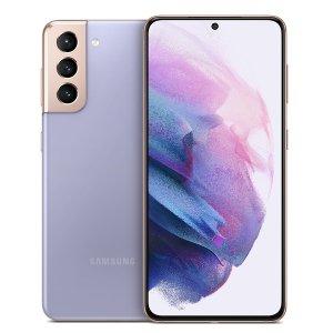 置换省高达$700 + $250礼卡Samsung Galaxy S21 5G 新一代旗舰智能手机 新品预售$95起