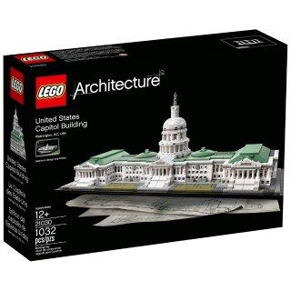 $69.99乐高建筑系列国会大厦 (1032建筑颗粒)