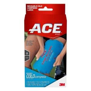 ACE 可重复使用冰袋, 大号, 1/Pack
