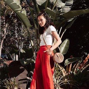 第二件5折 澳洲品牌即将截止:Dotti 精选时尚服饰热卖