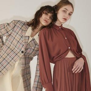 4折起 春季新款夹克€44.29闪购:W Concept 折扣区最后降价  收韩国设计师独特时尚