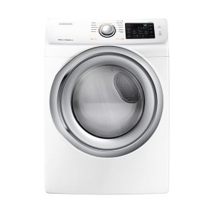 $299Samsung DV5300 7.5 cu. ft. Electric Dryer with Steam