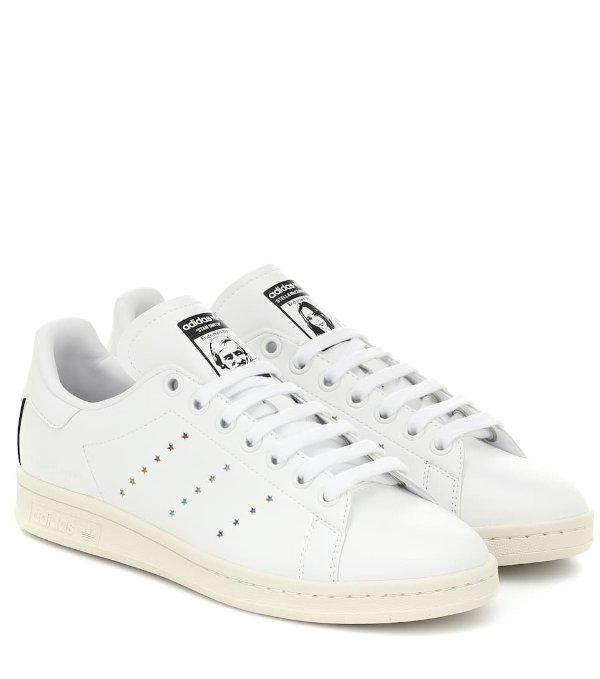 x adidas 小白鞋