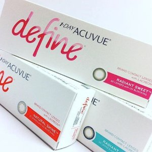 $28.481 Day Acuvue Define With LACREON @LensPure