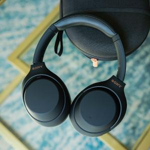WH-1000XM4 仅£205.99Sony 第四代蓝牙降噪耳机 索尼降噪黑科技