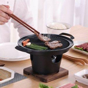 小号 直径16.5厘米日式小烤炉