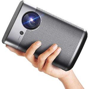XGIMI Halo Smart Mini Projector, 1080P FHD 800 ANSI 投影仪