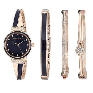 $83.72(原价$121.33)Anne Klein AK/2716RNST 施华洛世奇水晶女士时尚套装表