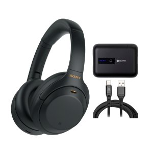 Sony WH-1000XM4 Over the Ear Noise Cancelling Wireless Headphones Certified