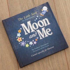 My 1st Years童书 月亮和我