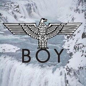 直接4.5折 £23收印花T恤独家:BOY LONDON官网 大促逆天价 收爆款Logo卫衣、短袖