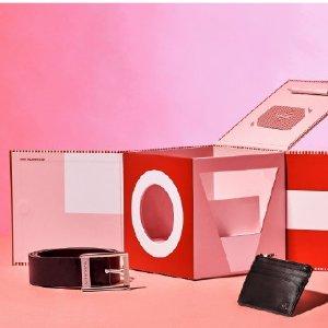 3折起!€41收100%纯皮皮带520礼物:Calvin Klein 钱包、皮带好价捡漏 低调有内涵
