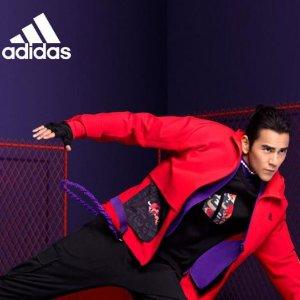 Adidas老公同款新春系列 男款卫衣