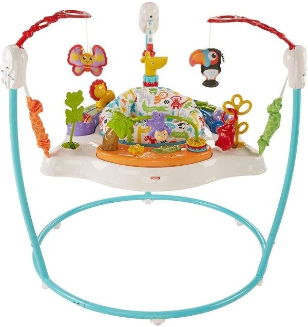 宝宝弹跳椅 动物园主题