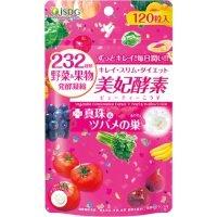 日本ISDG 美妃酵素 232种天然蔬果 120粒