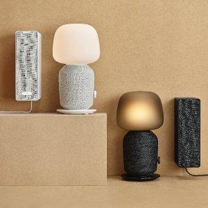 是台灯还是音箱?Sonos x IKEA SYMFONISK 系列无线音箱
