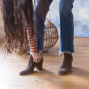 低至6折Madewell 精选春季美靴热卖