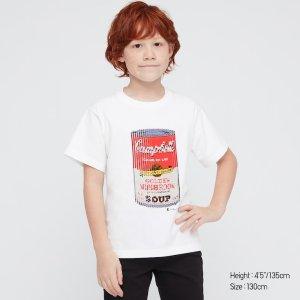 Uniqlo联名可乐T恤