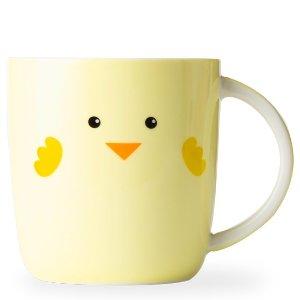 T2 tea小黄鸡马克杯