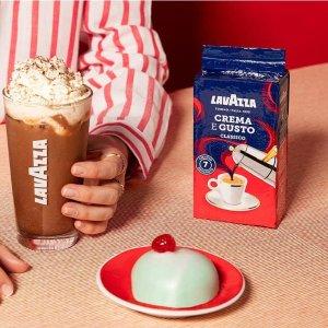 川宁英早茶2p/袋 焦糖糖浆£8amazon 食杂酒饮 Lavazza 咖啡史低!香米、意面囤货好价!