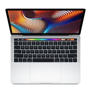MacBook Pro 13'' 带touch bar 银色 (i5, 8GB, 256GB)