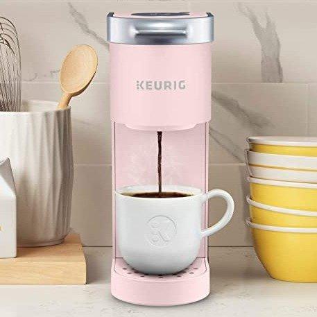 迷你单杯胶囊咖啡机