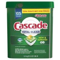 Cascade 洗碗机球 (105 ct.)