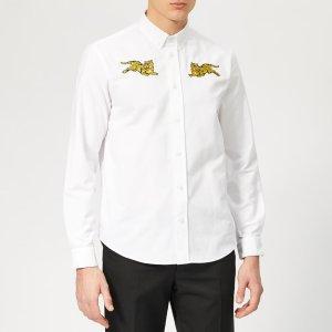 Kenzo白色衬衫