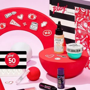 $10 (Up to $62 value)+Extra $1 OffMay Sale PLAY! @ Sephora