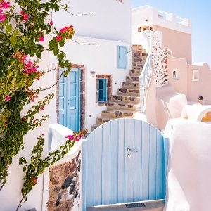 $1149起 浪漫希腊 蓝天碧海白房子9天希腊雅典+圣托里尼+米科诺斯自助游 美国多地出发