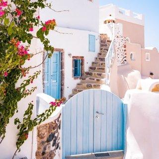 $1199起 浪漫希腊 蓝天碧海白房子9天希腊雅典+圣托里尼+米科诺斯自助游 美国多地出发
