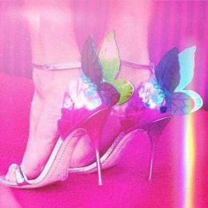 7折 $280收麦昆小白鞋McQ、Gucci、Sophia Webster等大牌鞋履热卖