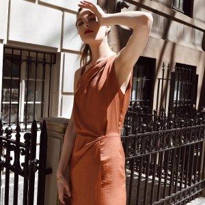 低至3折 £50起收高贵连衣裙Reiss官网 男女款服饰热卖 收时尚OL美裙