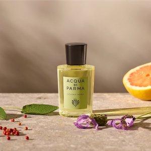 $66起+送Lamer精华小样上新:Acqua di Parma 柑橘中性香 适合夏季柠檬香草香