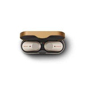 SonyWF-1000XM3 降噪耳机 银色