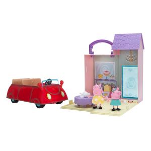 $14.87小猪佩奇烘焙之旅玩具组