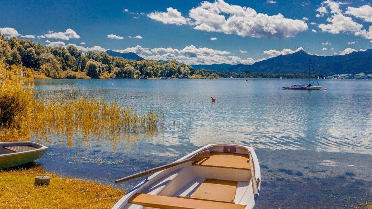 德国最美湖边大盘点 德国夏天玩水能去哪? 国王湖去腻了,还能去哪里?