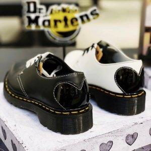 5折起 €107收封面款 码全!Dr.Martens 大促专场 收爱心屁屁牛津鞋、1460经典黑白短靴