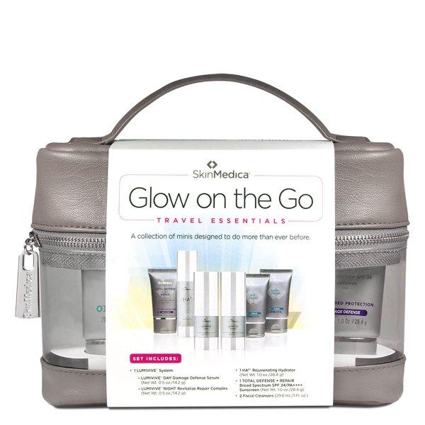 Glow On the Go 旅行精华套装 (价值$327)
