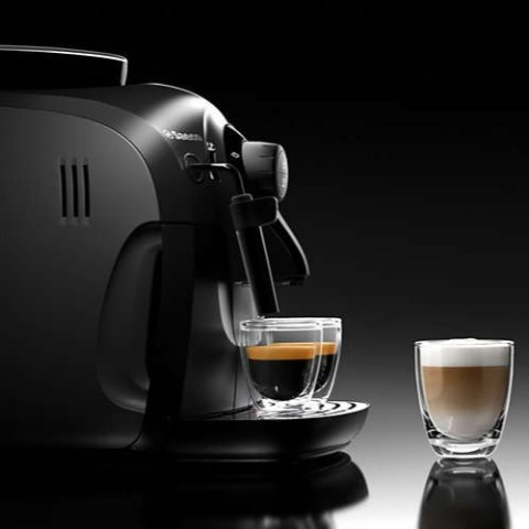 Philips Saeco Xsmall Vapore 全自动意式浓缩咖啡一体机