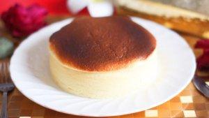 吃一口就爱上这个难忘的味道 手把手教你做细腻绵软的日式轻乳酪蛋糕