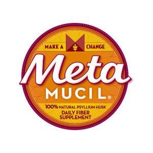 8折起 网红橘子味30条仅$9Metamucil 美达施纤维粉热卖 酸甜解腻促消化