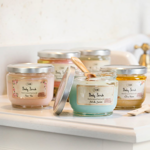20% off+ Get $10 off on Body Scrub orders over $50 @ Sabon