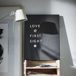 IkeaSVENSAS 拼字小黑板