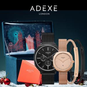 低至4.5折 + 价值£45的礼品闪购:ADEXE 年末惊现大促 张若昀、唐艺昕都pick的小众品牌